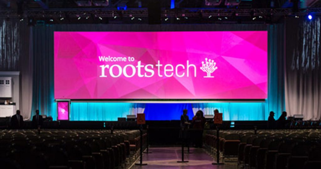 Rootstech 200901